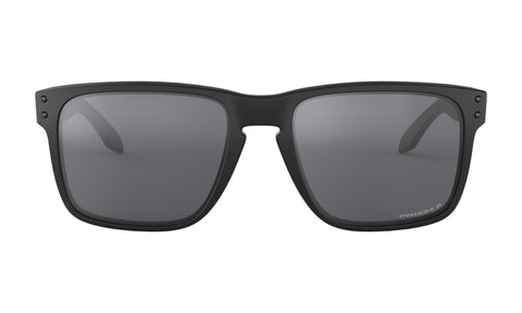 Oakley Holbrook XL Sunglasses Prizm Black Polarized Lens Matte Black Frame Standard Fit - 009417-0559