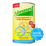 Almased Meal Replacement Shake Multi Protein Powder 17.6 oz Almond Vanilla