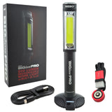 Nebo 6640 Big Larry Pro 500 Lumen USB Rechargeable LED Flashlight