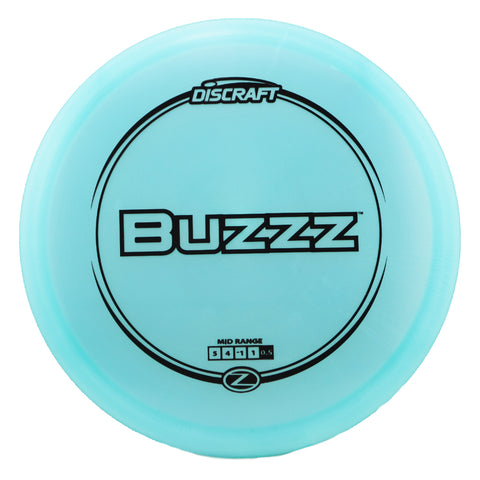 Discraft Z Buzzz Mid-Range Disc Golf - Multiple Weights - Disc Colors Will Vary