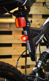 LED Waterproof Bike Safety Light