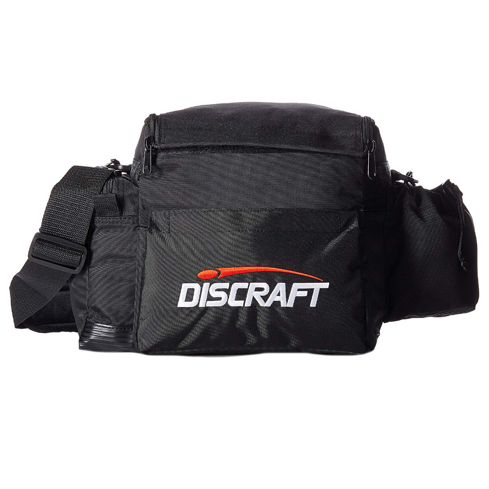 Discraft Tournament Disc Golf Bag - Holds 12 to 15 Discs Water Resistant Bag