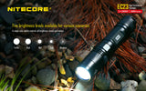 NITECORE EC23 - Compact LED Flashlight
