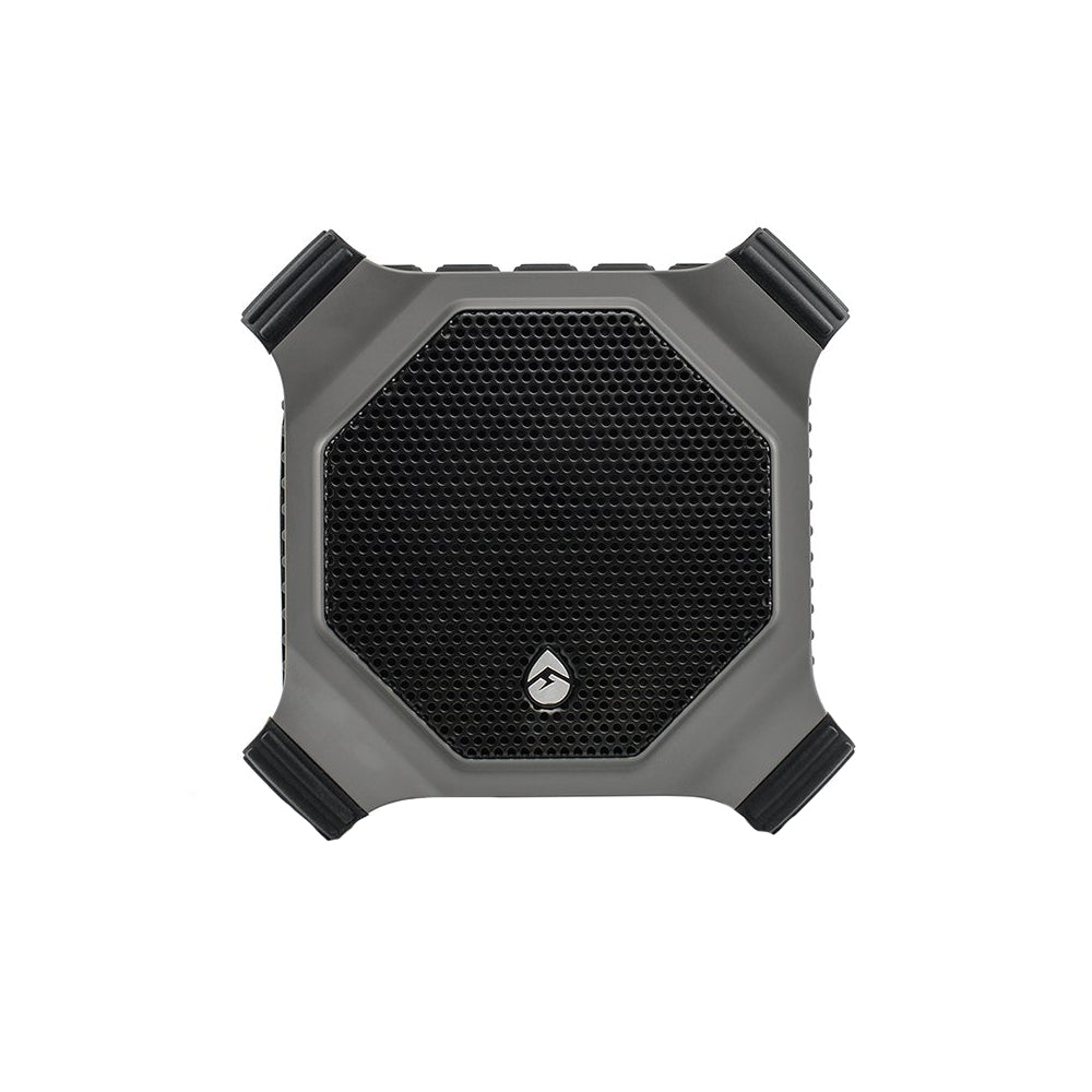 ECOXGEAR EcoDrift Waterproof Rugged Speaker with Bluetooth & Voice Assistance