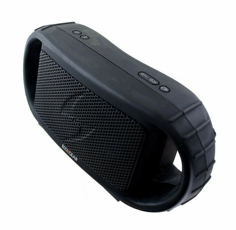ECOXGEAR ECOXBT Rugged and Waterproof Wireless Bluetooth Speaker - EGBT501 - (Black)