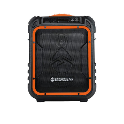 ECOXGEAR EcoExplorer Waterproof Wireless Speaker with Bluetooth Connectivity