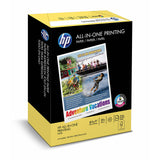 HP Printer Paper All In One22 22 lb 8.5 x 11 Letter 96 Bright 750 Sheets