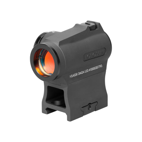 Holosun HS403R Micro-Optical Red Dot Sight 2 MOA Dot Reticle