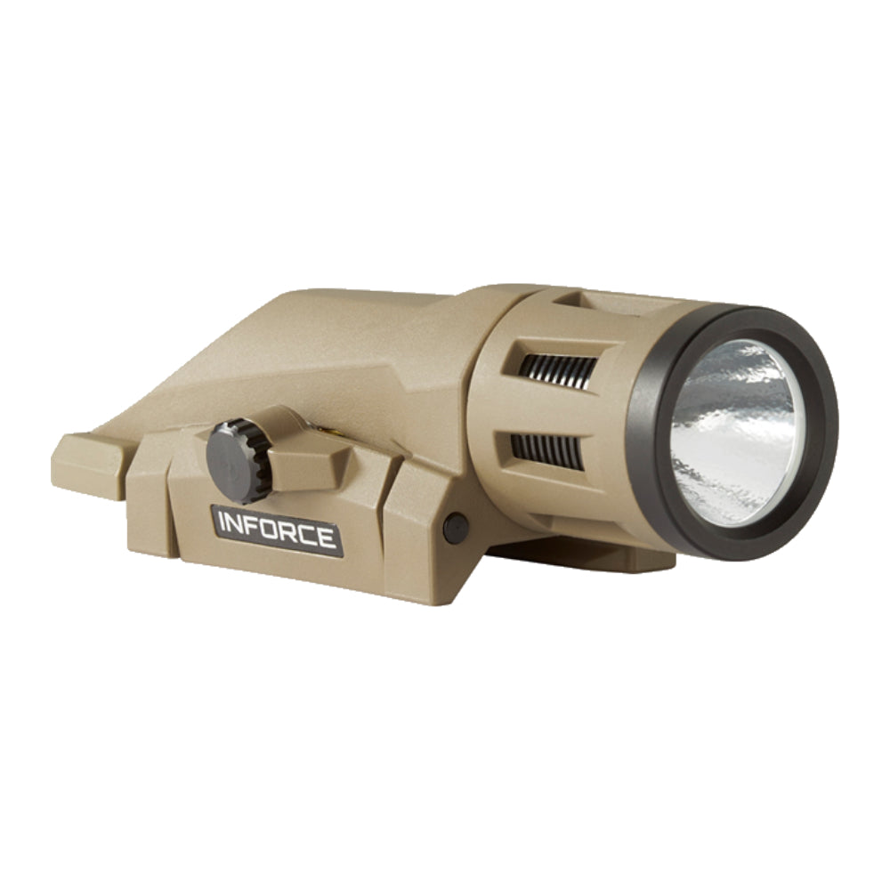 InForce WML White GEN 2 LED Weapon Mounted Light W-06-1 - Flat Dark Earth