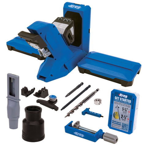Kreg Pocket Hole Jig 720 PRO with Docking Station and 160 Starter Screws