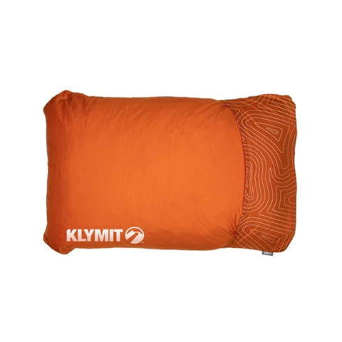 Klymit Camping Pillow Drift Camp Pillow, Large