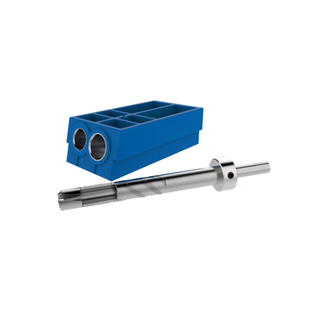 Kreg Custom Pocket-Hole Plug Cutter for any Kreg Jig, K3, K4, K5