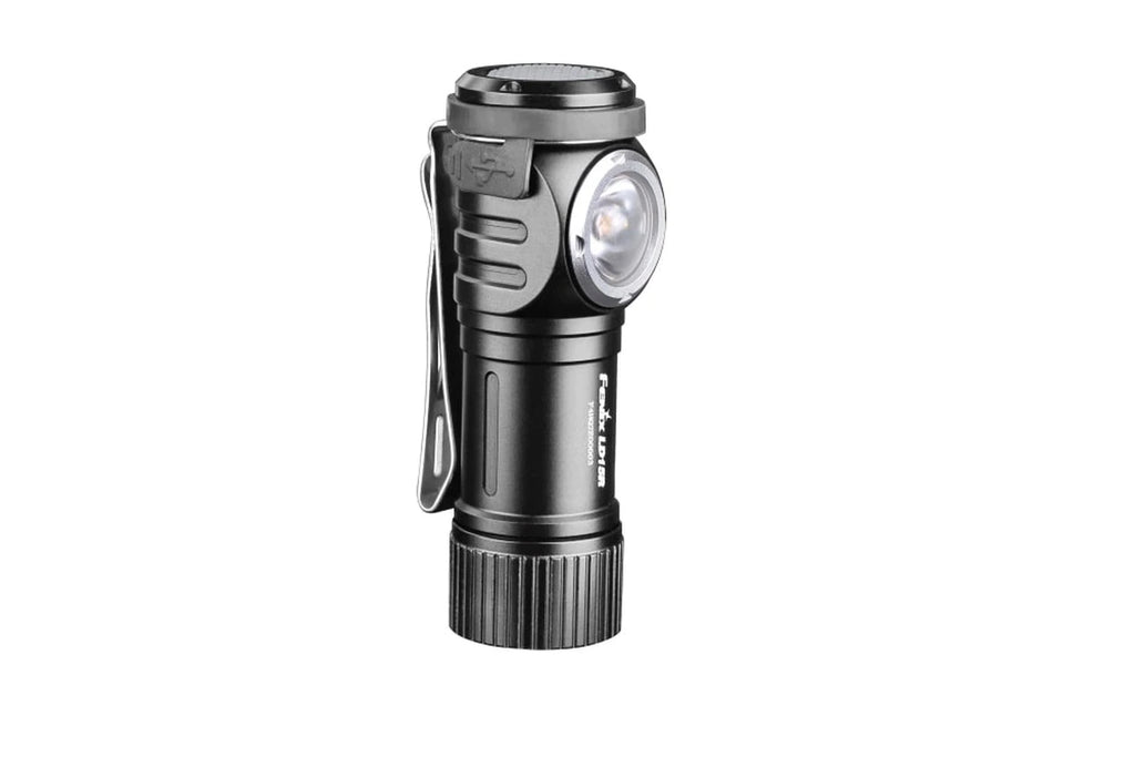 Fenix LD15R Right-Angled Rechargeable LED Flashlight 500 Lumens