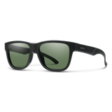Smith Optics Lowdown Slim 2 Matte Black Frame ChromaPop Polarized GrayGreen Lens