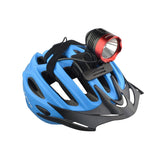 LED Bicycle Headlight Set with Helmet Mount 1000 Lumen