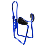Bicycle water bottle cage blue