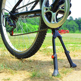 Bicycle Kickstand Double Leg Center Mount: 24-28 inches