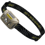 Nitecore NU20 Headlamp Tan