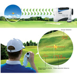 Nikon Coolshot Pro Golf Stabilized  Rangefinder