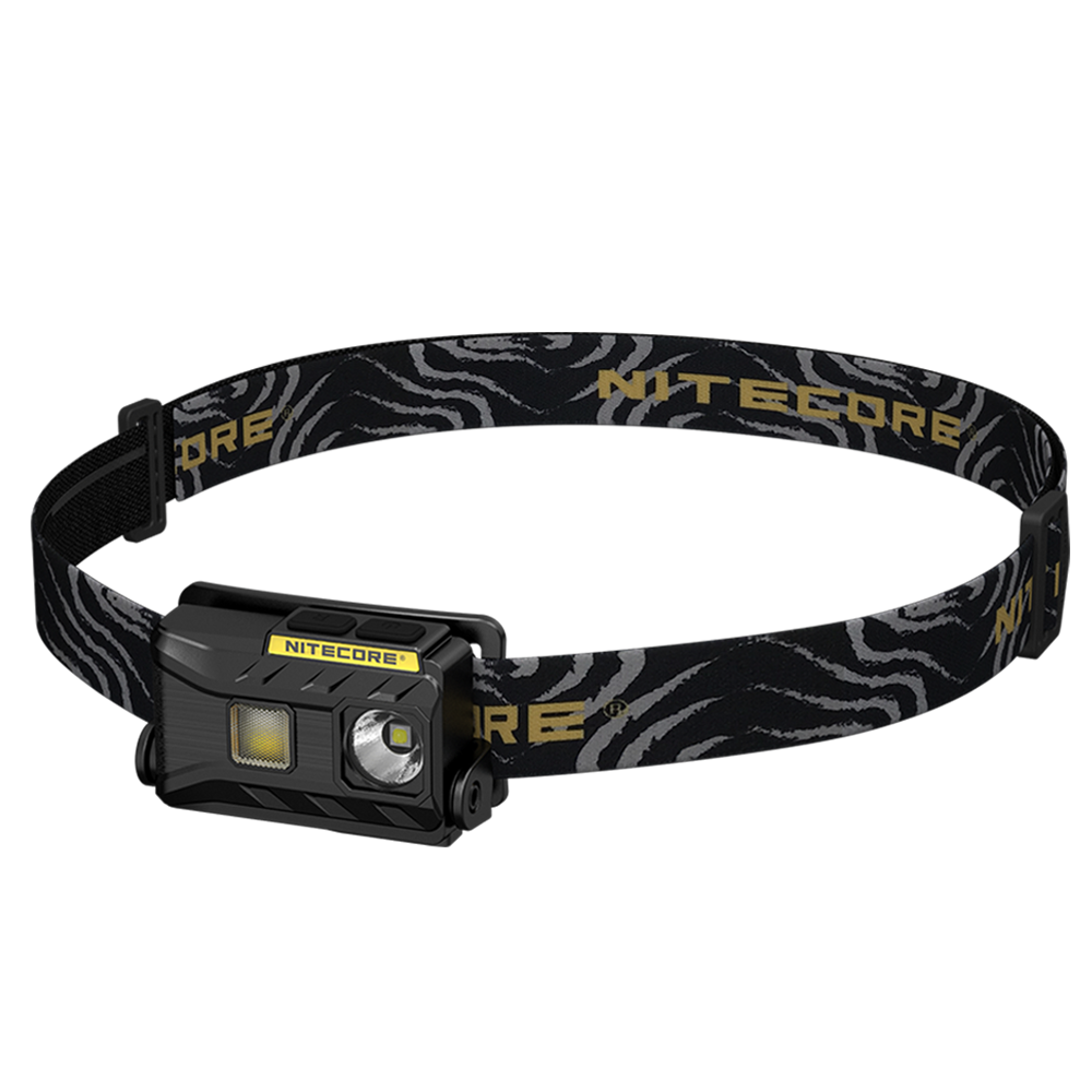 NITECORE NU25 - 360 Lumen CRI LED Rechargeable Headlamp - (Black)