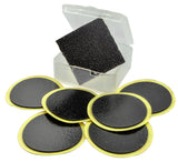 Glue less Self Adhesive Bicycle Tire Patch Kit