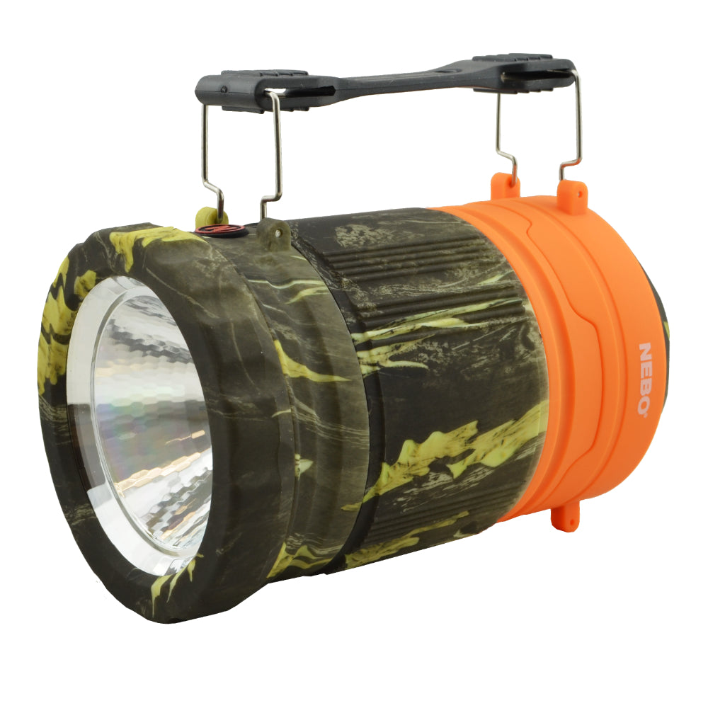 Nebo Poppy LED Spot Light Flashlight Lantern 300 Lumen