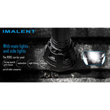 Imalent R90C 20000 Lumen LED Rechargeable Flashlight Searchlight