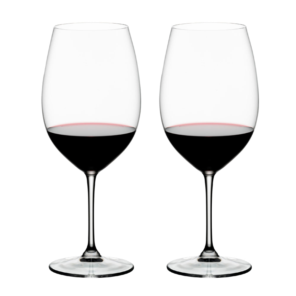 Riedel Vinum Bordeaux Grand Cru Wine Glass Set of 2