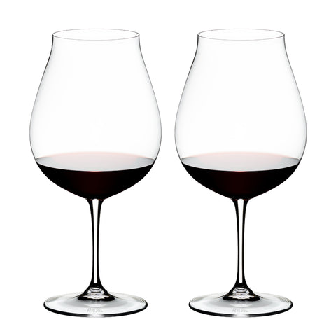 Riedel Vinum New World Pinot Noir Wine Glass Set of 2