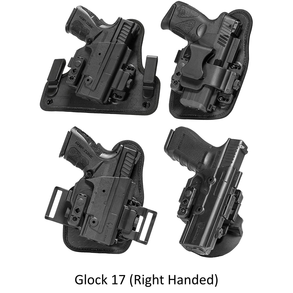 Alien Gear Holsters Glock - 17 ShapeShift Core Carry Pack - Right Handed