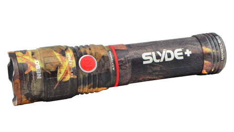 Nebo 6618 Slyde+ (Plus) Camo LED Flashlight Work Light