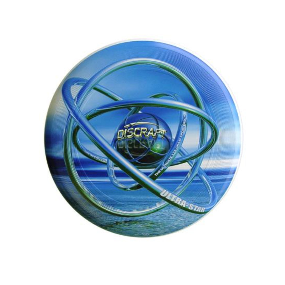 Discraft SuperColor Ultra-Star 175g Ultimate Frisbee Disc