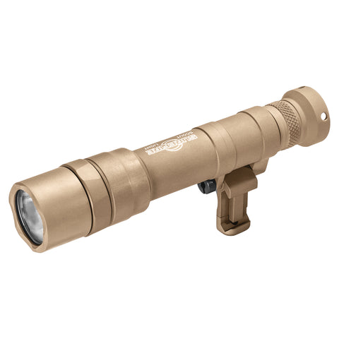 SureFire Duel Fuel Scoutlight Pro Tactical Light 1500 Lumen LED M640DF Tan