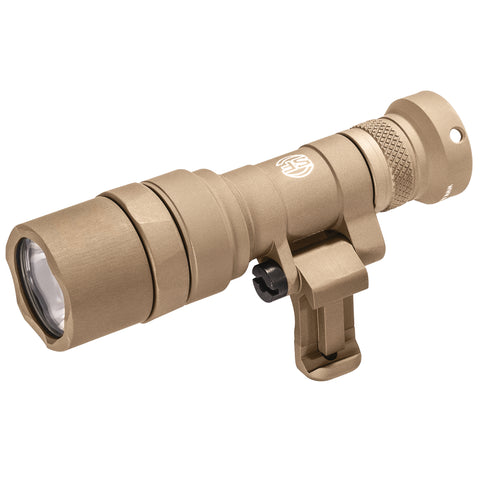 SureFire Mini Scoutlight Pro Tactical Light 500 Lumen Compact LED 340C - Tan