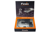 Fenix PD35 Tactical Flashlight Bundle, 1000 Lumens, Holster, Pressure Switch, Rail Mount, and 2600 mAh Rechargeable Battery