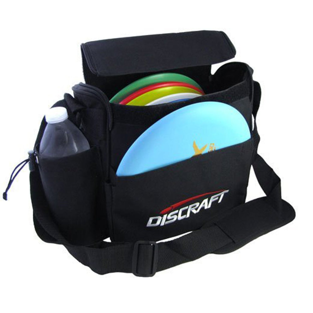 Discraft Weekender Disc Golf Bag - Holds 6 to 8 Discs