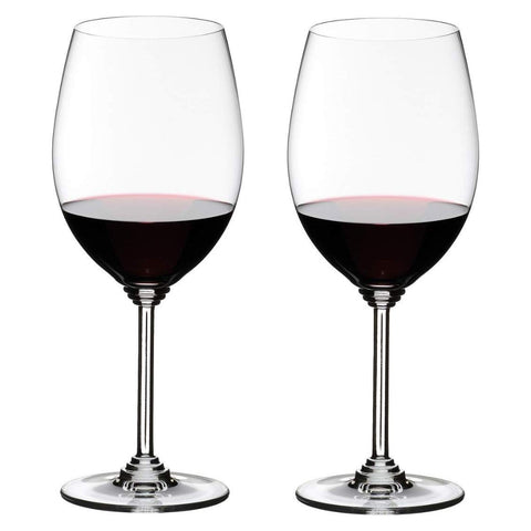 Riedel Wine Series Cabernet/Merlot Wine Glass, Set of 2, Crystal Glass
