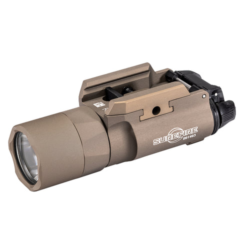 SureFire X300 Ultra X300U-B-TN High Output 1000 Lumen LED WeaponLight - Tan