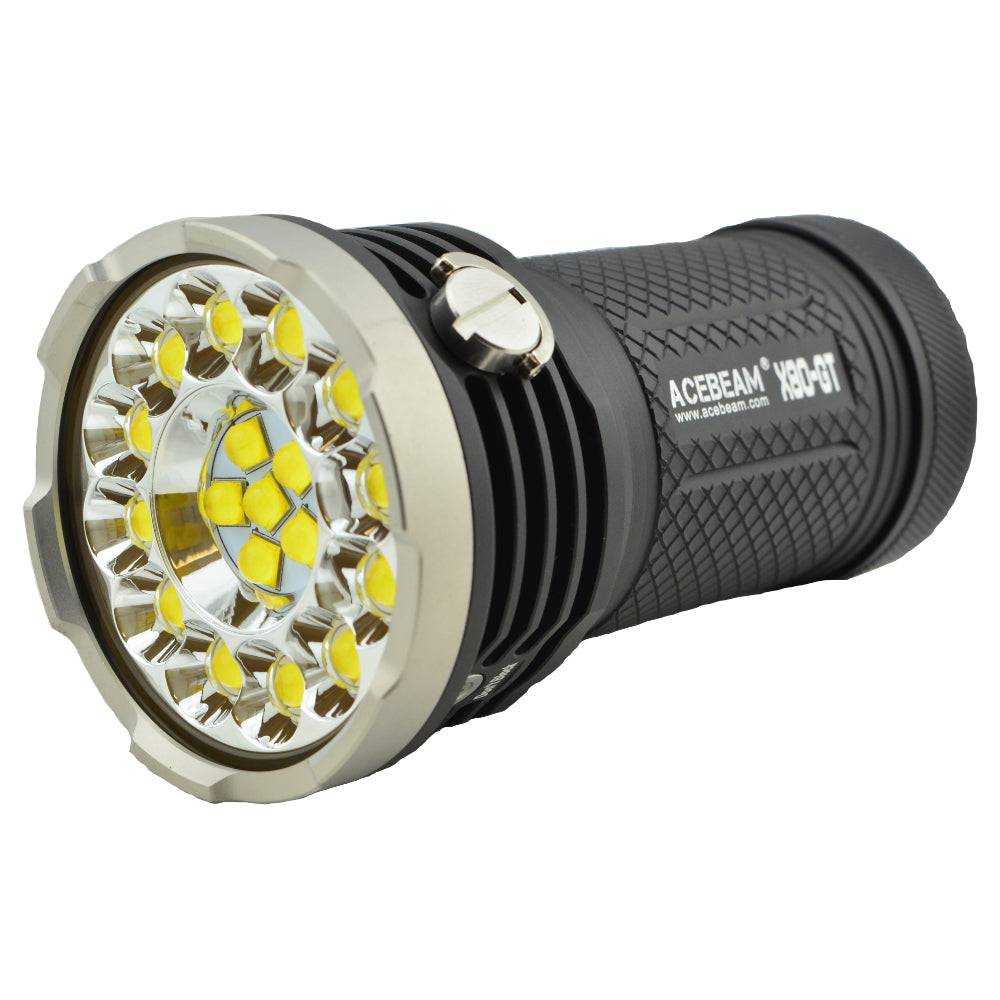 Acebeam X80-GT Searchlight 18 x CREE XHP50.0 LED  32,500 Lumens