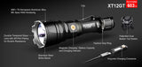 Klarus XT12GT CREE XHP35 HI D4 Rechargeable LED Flashlight