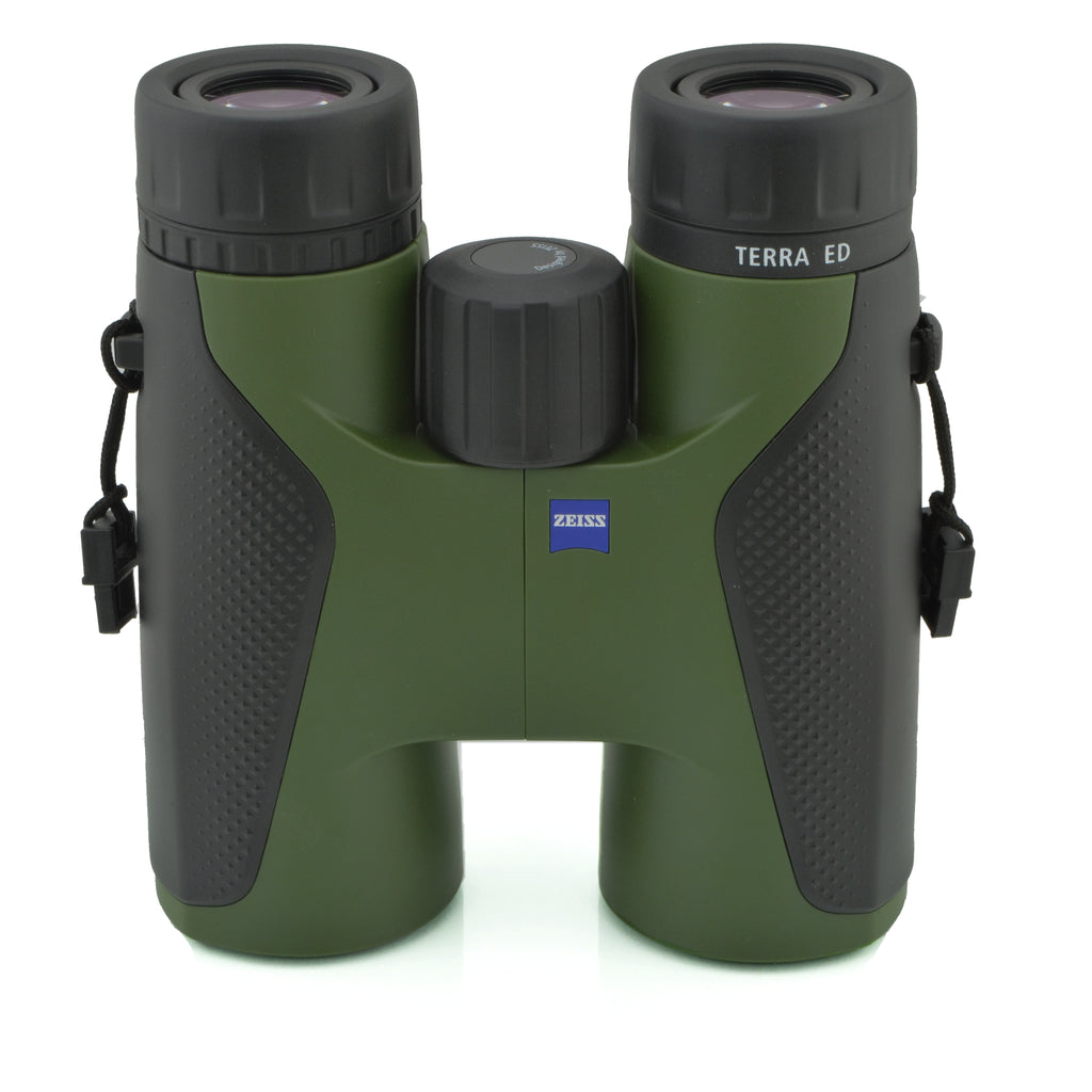 Zeiss Terra ED 10x42 Binoculars for Hunting, Birdwatching, Outdoor, Traveling, Green