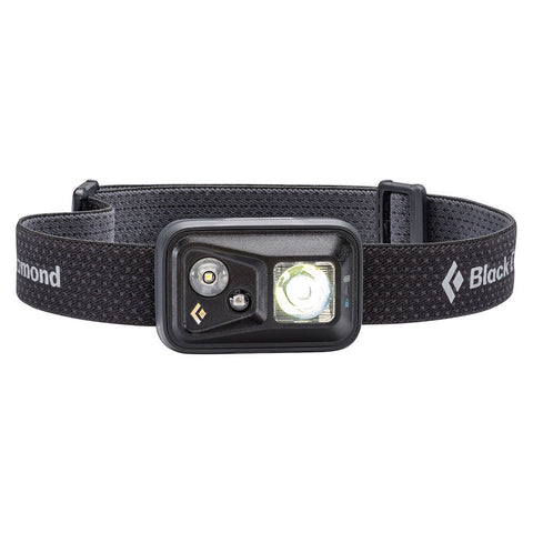 Black Diamond  620634 Spot 300 Lumens Headlamp - Black