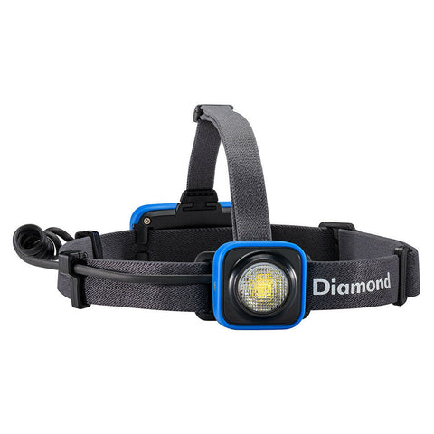 Black Diamond Sprinter USB Rechargeable Headlamp 200 Lumens w/ Red Taillight