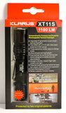 Klarus XT11S CREE XP-L HI V3 LED Tactical Flashlight - 1100 Lumens