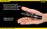 Nitecore EA11 LED Flashlight