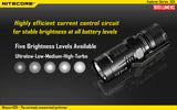Nitecore EC11 LED Flashlight