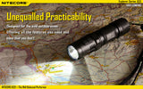 Nitecore EC21 CREE XP-G2 (R5) LED 460 Lumen Flashlight