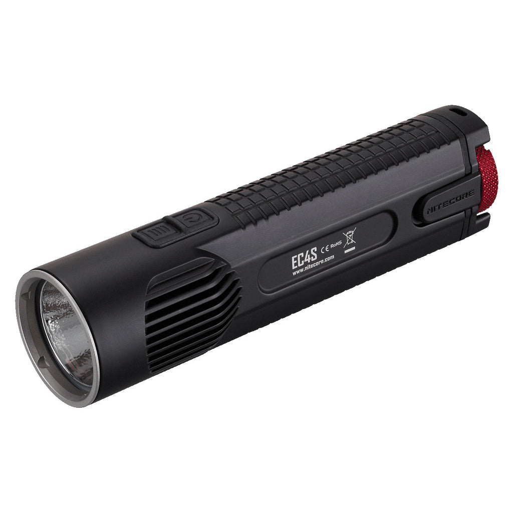 NiteCore EC4S Die-cast CREE XHP50 LED Flashlight - 2150 lumens