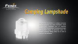 Fenix Camping Lampshade  for LD, PD, HP, HL Series