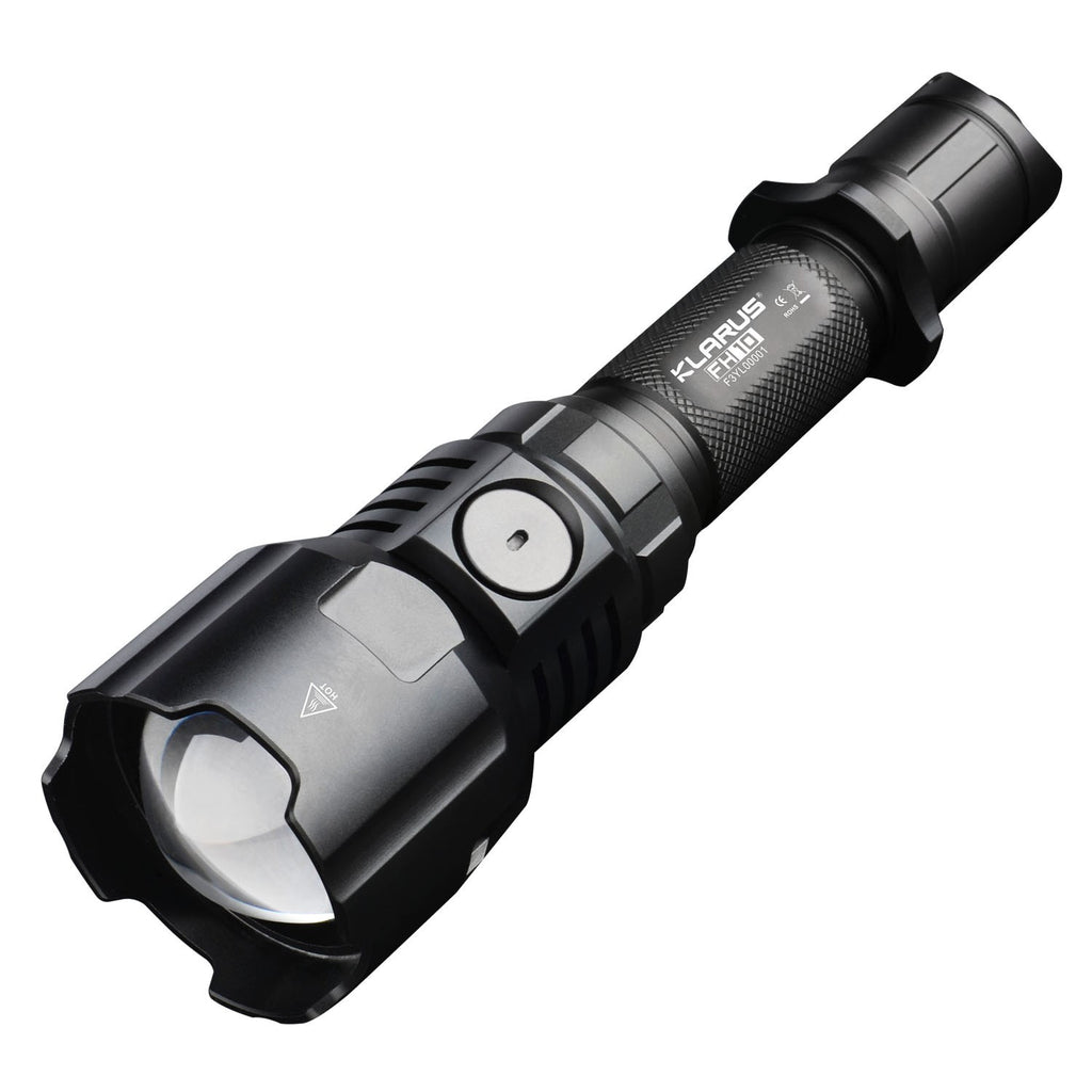 Klarus FH10 CREE XP-L HI V3 LED 3 Colors Flashlight - 700 Lumens